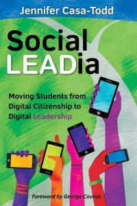 Social LEADia Book Cover